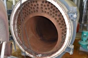 Котёл Viessmann Vitomax 100-LW тип M148 2.3 МВт