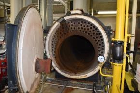 Котёл Viessmann Vitomax 100-LW тип М 148 4.2 МВт