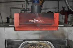Котёл Viessmann Vitoplex 100 600кВт